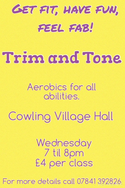 Trim & Tone with Gina