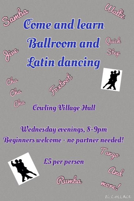 Ballroom & Latin Dancing